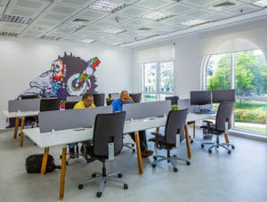 gallery photo- coworking with 2 people