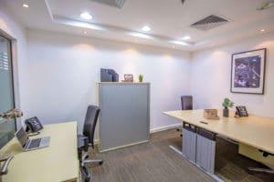 gallery photo- office 3 desks